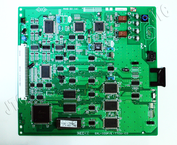 GXL-ICOP/E・TTCU-(1) 一次群外/内線・TTC共通線ユニット