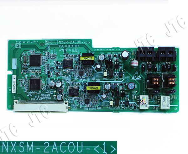NTT NXSM-2ACOU-(1) NXSM-2アナログ外線ユニット