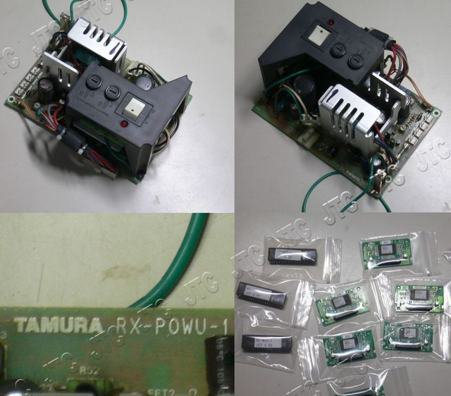 RX-MCU-1 主装置電源トランス