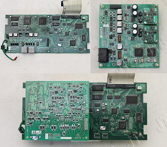 NTT RX2-2ICOU-(1)+MBS-2IDSU-1 ISDN外線ユニット+2DSUユニット