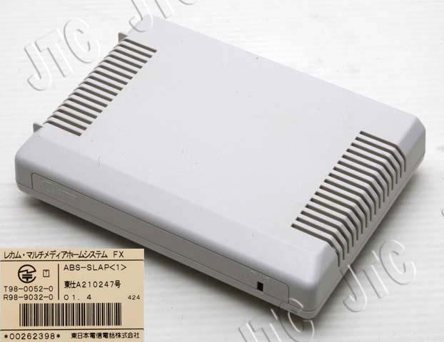 ABS-SLAP(1) 単体電話機接続アダプタ