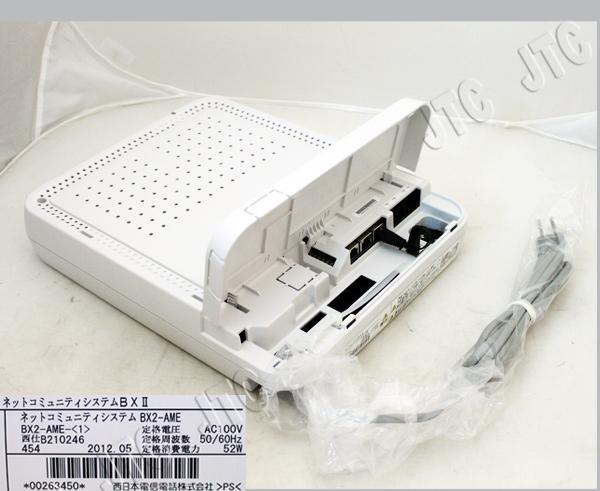 NTT BX2-AME-(1) BXII-アナログ主装置-「1」