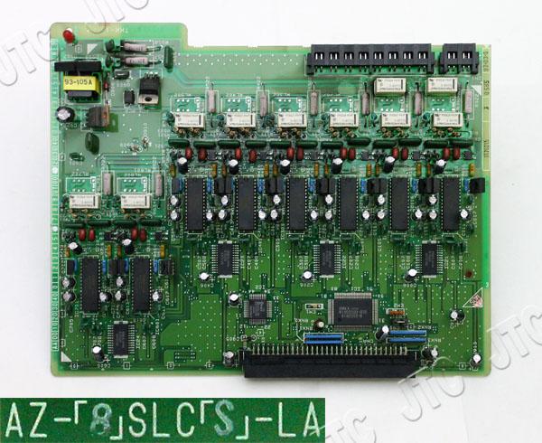 AZ-8SLCS-LA 8回線用アナログ内線ユニット-S