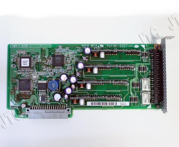 OKI(沖電気) BX050-4SLC-SD 4回線アナログ内線インタフェースユニット