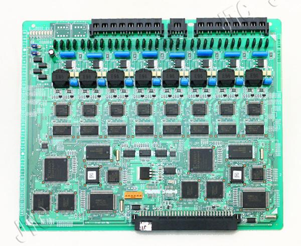 OKI(沖電気) BX5100-8CDLC-2 8回線デジタルコードレスインタフェースユニット