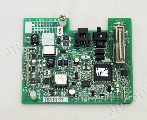 OKI(沖電気) M-24i 1BICOSU INSネット64回線ユニット