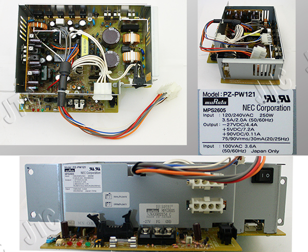 NEC PZ-PW121 電源ユニット