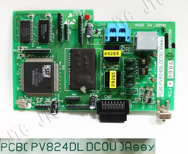 田村電機 PCB〔PV824DL DCOU〕Assy 1デジタル局線増ユニット