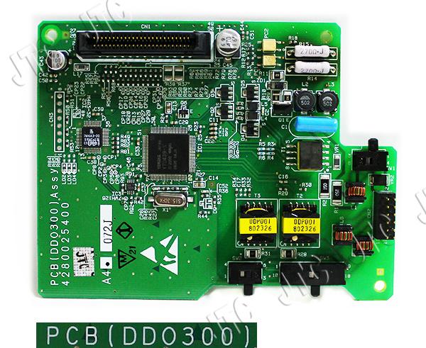 サクサ(SAXA) PCB(DDO300) 1I(DSU内蔵S/T点付き)