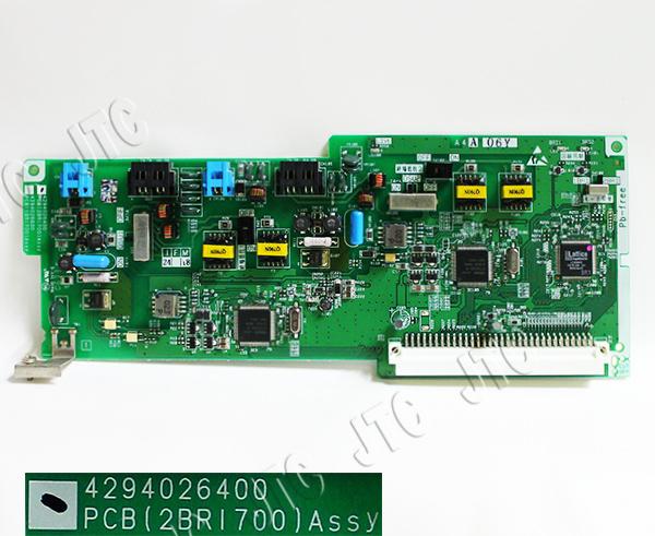 サクサ(SAXA) 2BRI700 2回線ISDN回線ユニット