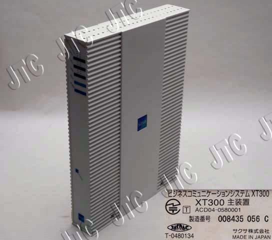 サクサ(SAXA) XT300 主装置 ビジネスコミュニケーションシステムXT300