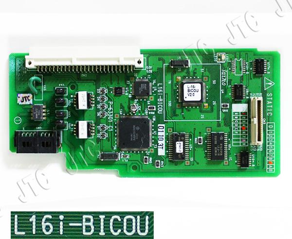 L-16i BICOU INSネット64回線ユニット(1回路)