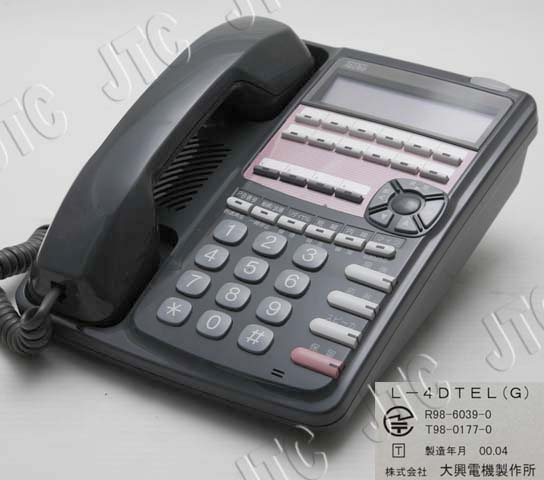 L-4DTEL (G) 多機能電話機