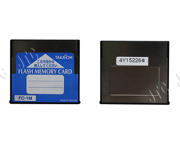 タカコム FC-1M  FLASH MEMORY CARD