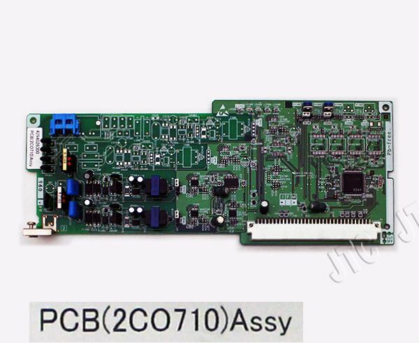 サクサ(SAXA) 2CO710 アナログ(2)局線ユニット
