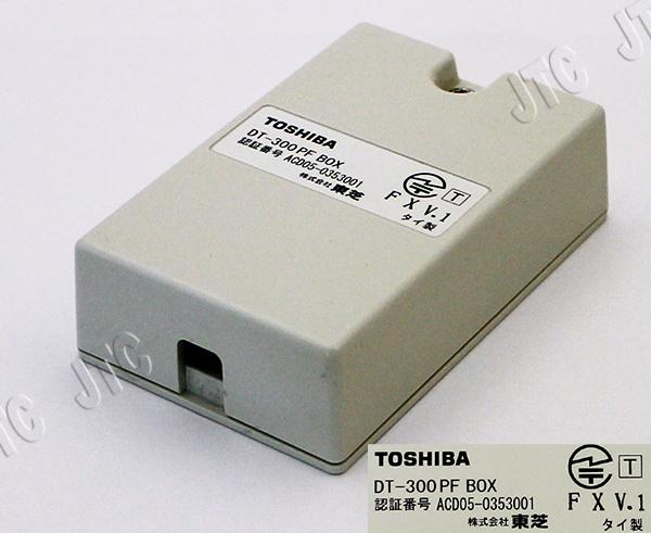 東芝 DT-300PF BOX