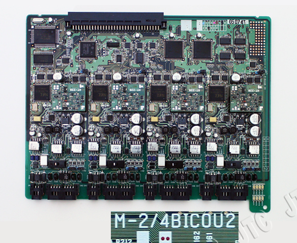 M-4BICOU2 INS64 4回線増設ユニット S/T端子付き