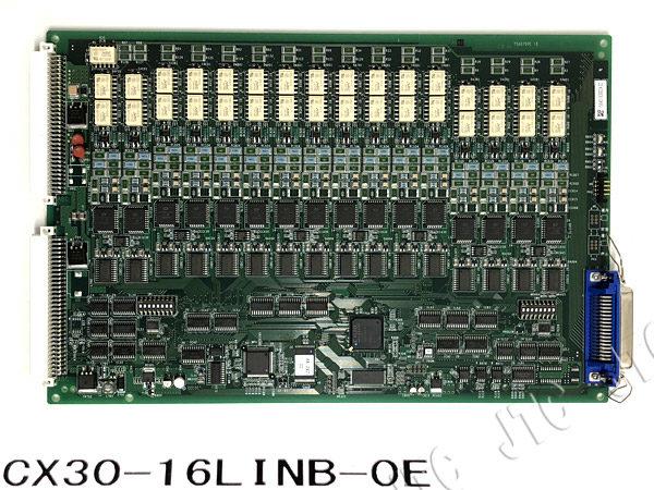 HITACHI CX30-16LINB-0E 日立 16回路ラインユニットB