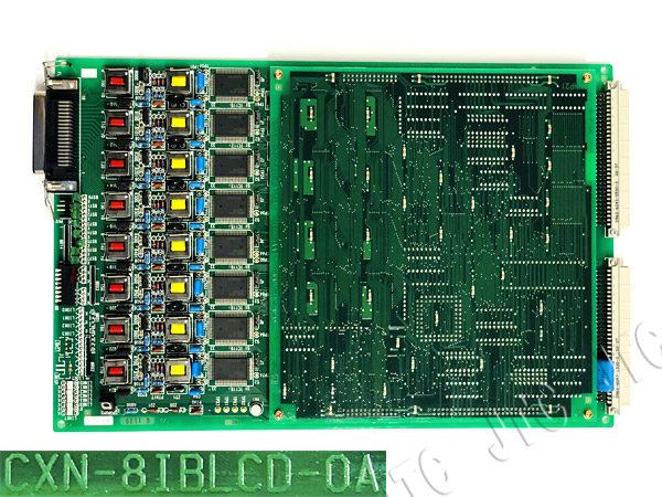 HITACHI CXN-8IBLCD-0A 日立 8回路Iインタフェース基本ライン回路D(CXN)
