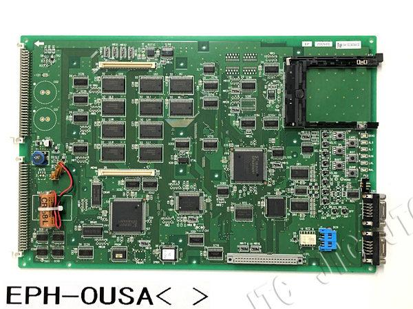 NTT EPH-OUSA() 外部装置システムインターフェイスA