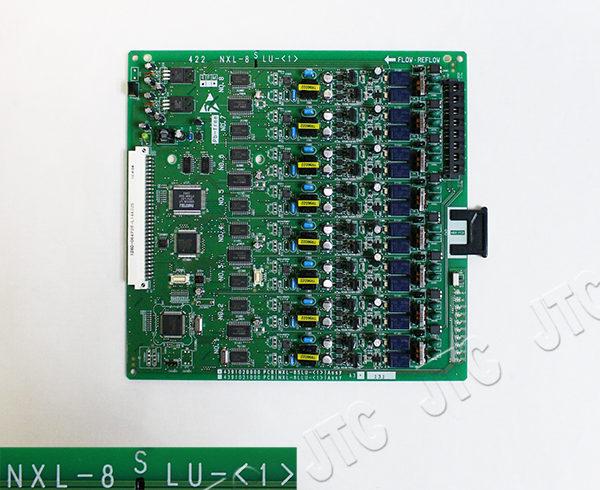 NTT NXL-8SLU-(1) NXL-8単体電話機ユニット