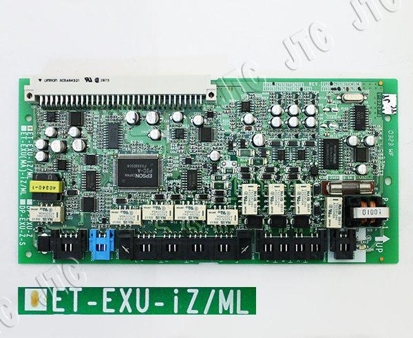 日立 ET-EXU-iZ/ML HITACHI 付加機能ユニット