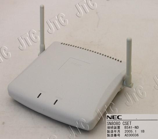 NEC SN8080 CSET 接続装置 BS41-ND