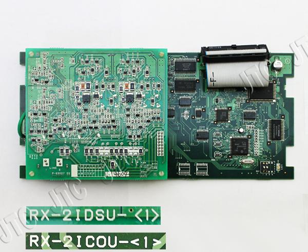 NTT RX-2ICOU-(1)+RX-2IDSU-(1) デジタル局線ユニット(DSUユニット付属)