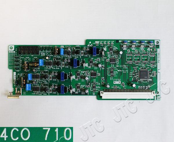サクサ(SAXA) 4CO710 アナログ4局線ユニット