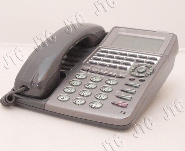 M-20LKAPFTELB(MG) taiko バックライト付き 10桁漢字 アナログ停電 電話機