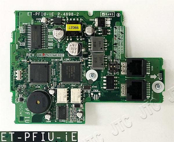 日立 ET-PFIU-iE HITACHI ET ISDN停電ユニット(iE)