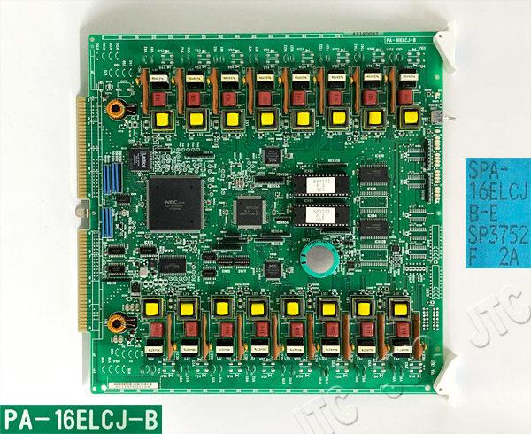NEC SPA-16ELCJB-E 16回線デジタルライン回路JB-E