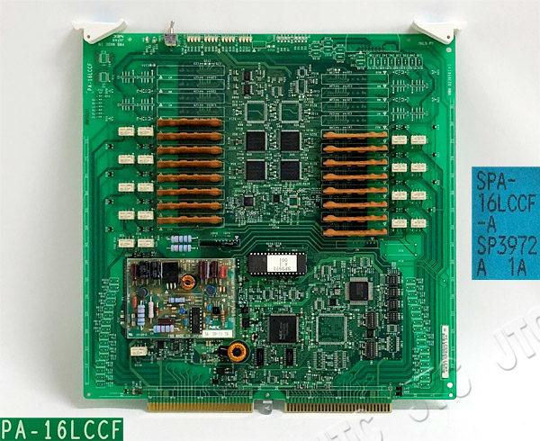 NEC SPA-16LCCF-A SV8500 ユニット