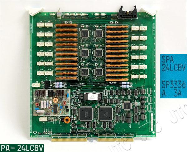 NEC SPA-24LCBV 24回線ライン回路BV