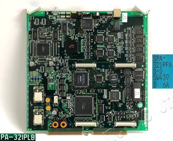 NEC SPA-32IPPAD-D (PA-32IPLB) 32チャンネルIPパットパッケージD