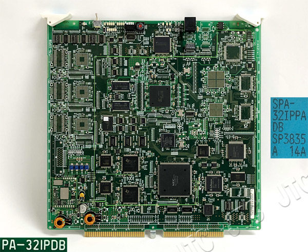 NEC SPA-32IPPADB 32チャンネルIPパットパッケージB