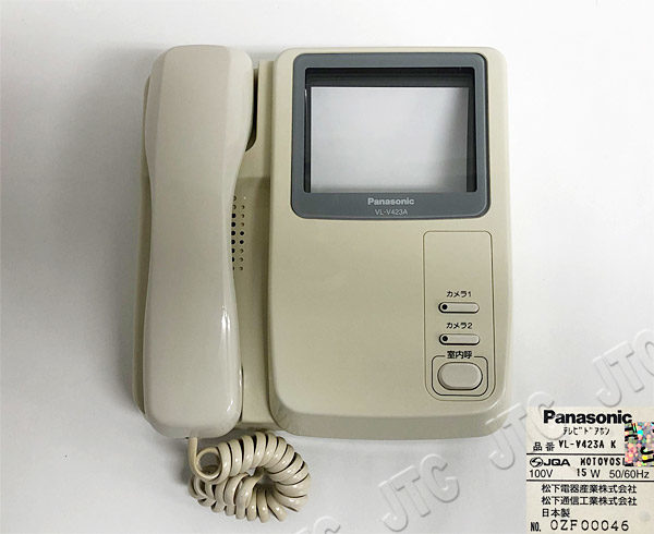 Panasonic VL-V423AK テレビドアホン