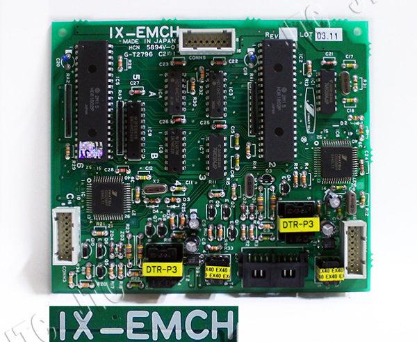 岩通 IX-EMCH メッセージユニット用チャンネル増設ユニット