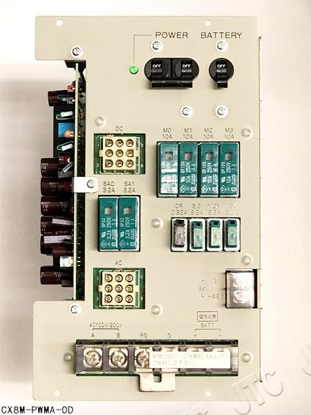 HITACHI 日立 CX8M-PWMA-0D CX8M 電源モジュールA
