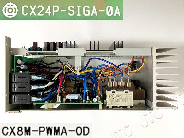 HITACHI 日立 CX8M-PWMA-0D CX8M 電源モジュールA(別アングル写真)