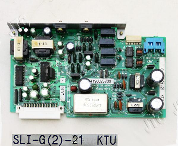 NEC SLI-G(2)-21 KTU 2SLIユニット