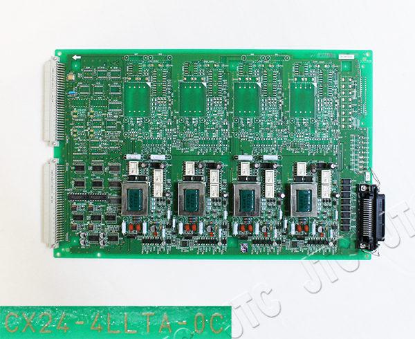 HITACHI 日立 CX24-4LLTA-0C 4回路長距離内線ユニットA(CX24)