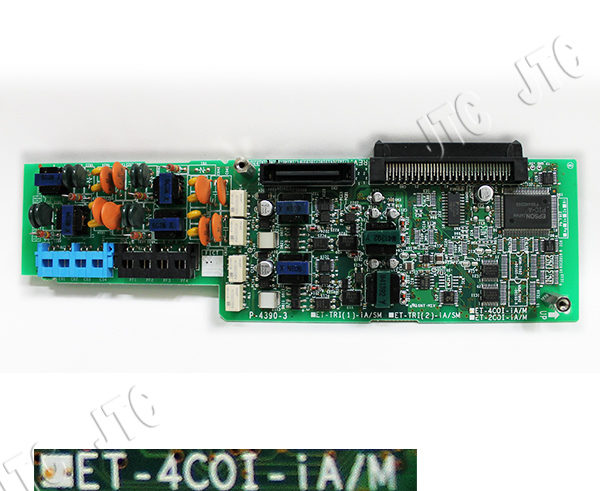 HITACHI 日立 ET-4COI-iA/M 4回線アナログ局線インターフェース(M用)