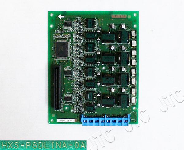 HITACHI 日立 HXS-P8DLINA-0A HXS 増設8回路デジタル電話機ライン回路A