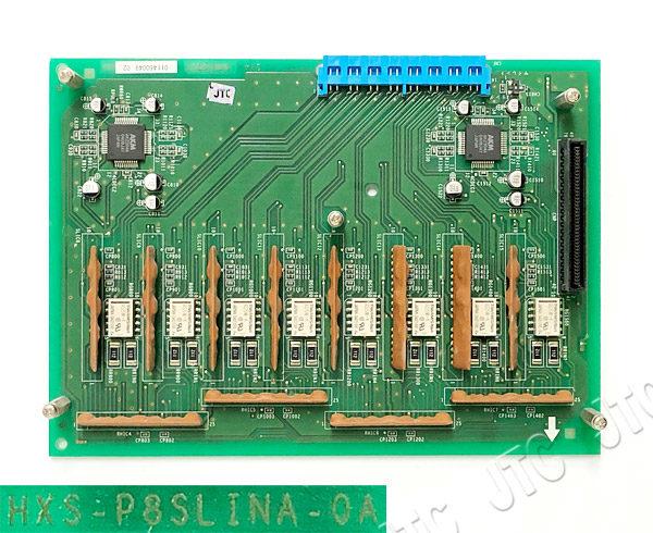 HITACHI 日立 HXS-P8SLINA-0A 増設8回路単独電話機ライン回路A
