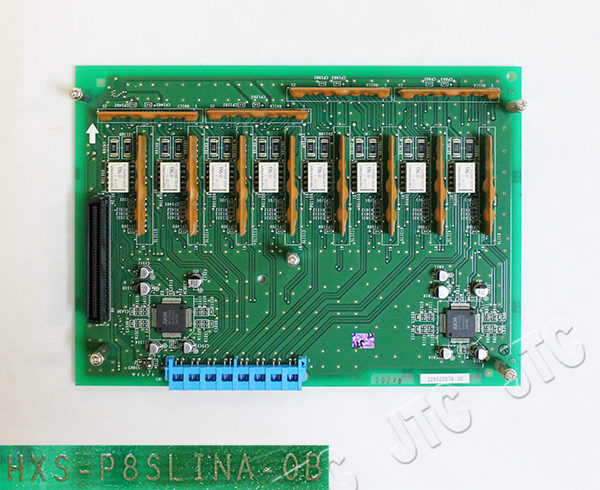 HITACHI 日立 HXS-P8SLINA-0B HXS 増設8回路単独電話機ライン回路A