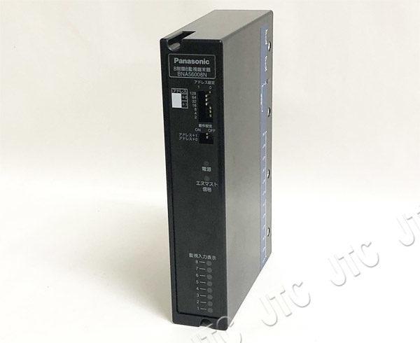 Panasonic BNA56008N 8制御8監視端末器