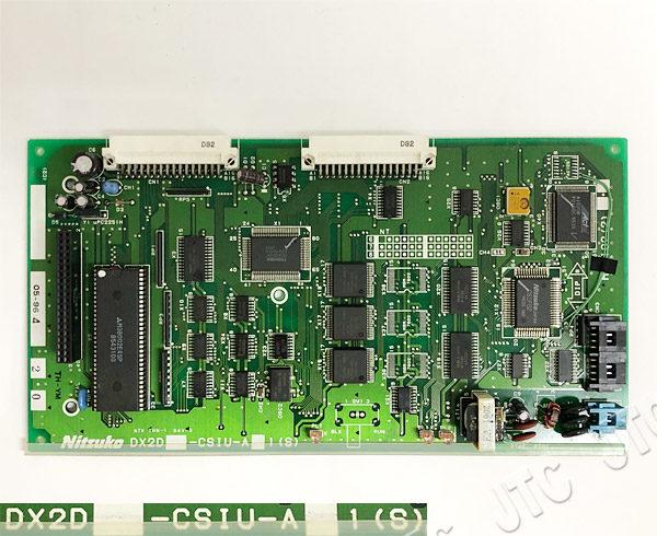日通工 DX2D-CSIU-A1(S) デジタルコードレス接続ユニット