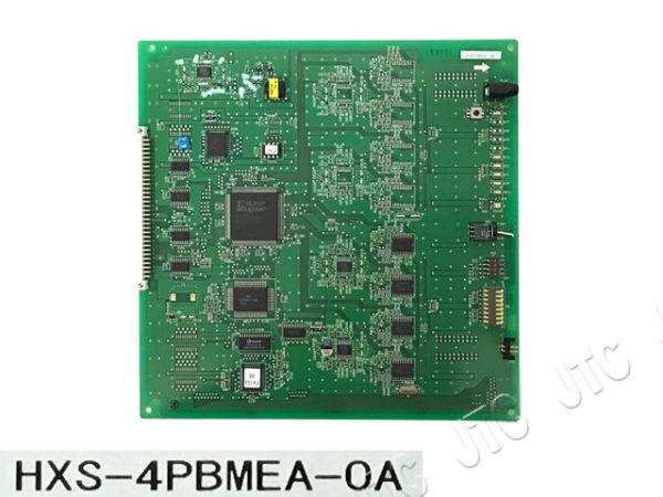 HITACHI 日立 HXS-4PBMEA-0A 4回路PB受信器メッセージ付A ユニット