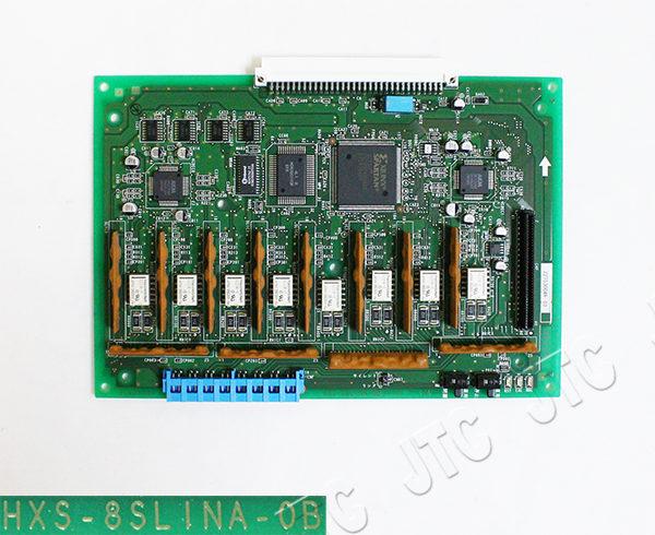 HITACHI 日立 HXS-8SLINA-0B HXS 8回路単独電話機ライン回路A